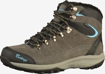 Kastinger Wanderschuhe in grau / schwarz, Produktansicht