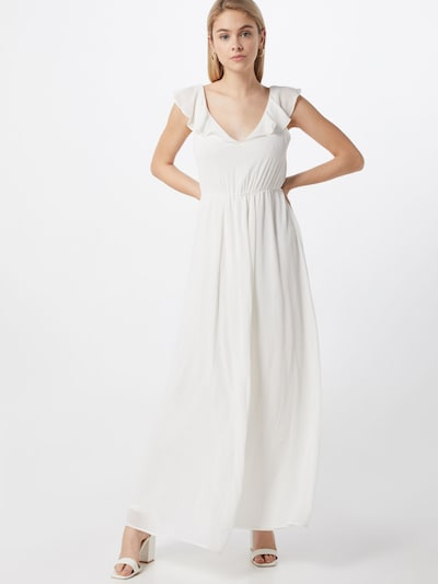 VILA Šaty 'VIRANNSIL' - bílá, Model/ka