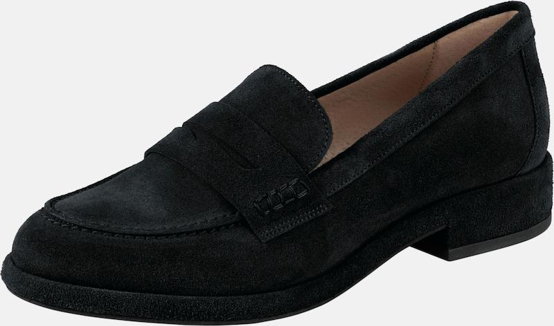 heine Slipper im Penny-Loafer-Style