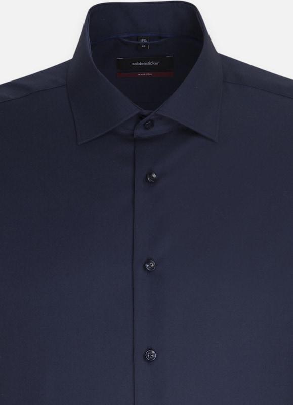 In Zakelijk Marine Overhemd Seidensticker 'modern' vm0y8NwOn