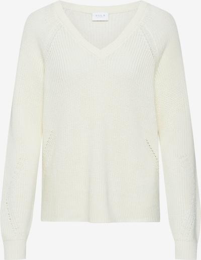 VILA Pulover 'VIMYNTANI' u bijela, Pregled proizvoda