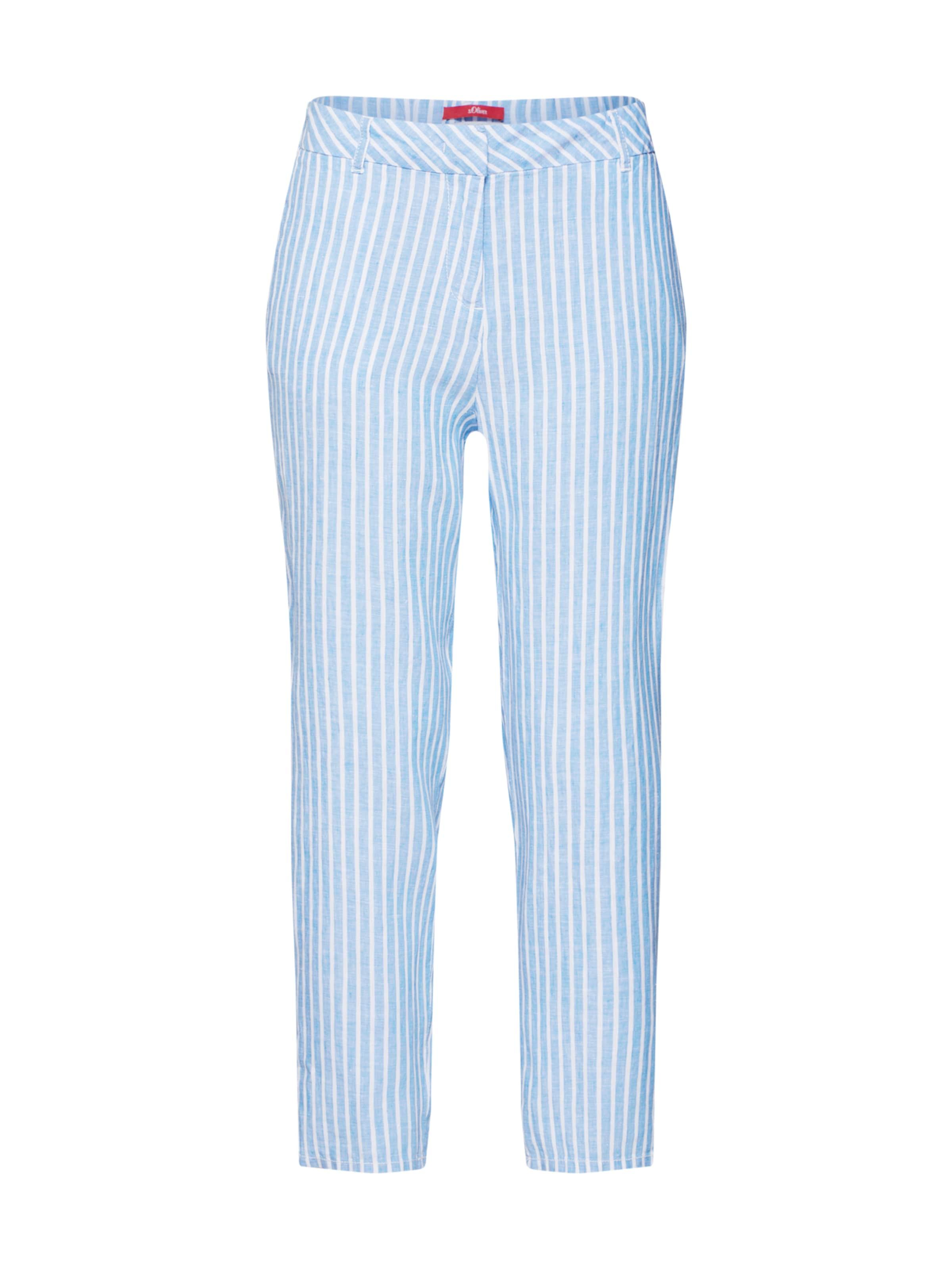 Red S En Clair Label Bleu oliver Pantalon dBrxoeWC
