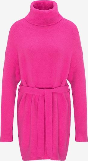 MYMO Gebreide jurk in de kleur Pink, Productweergave