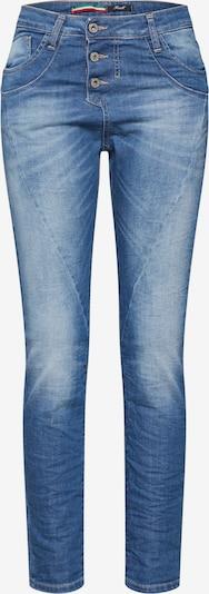 Please Now Jeans in blue denim, Produktansicht