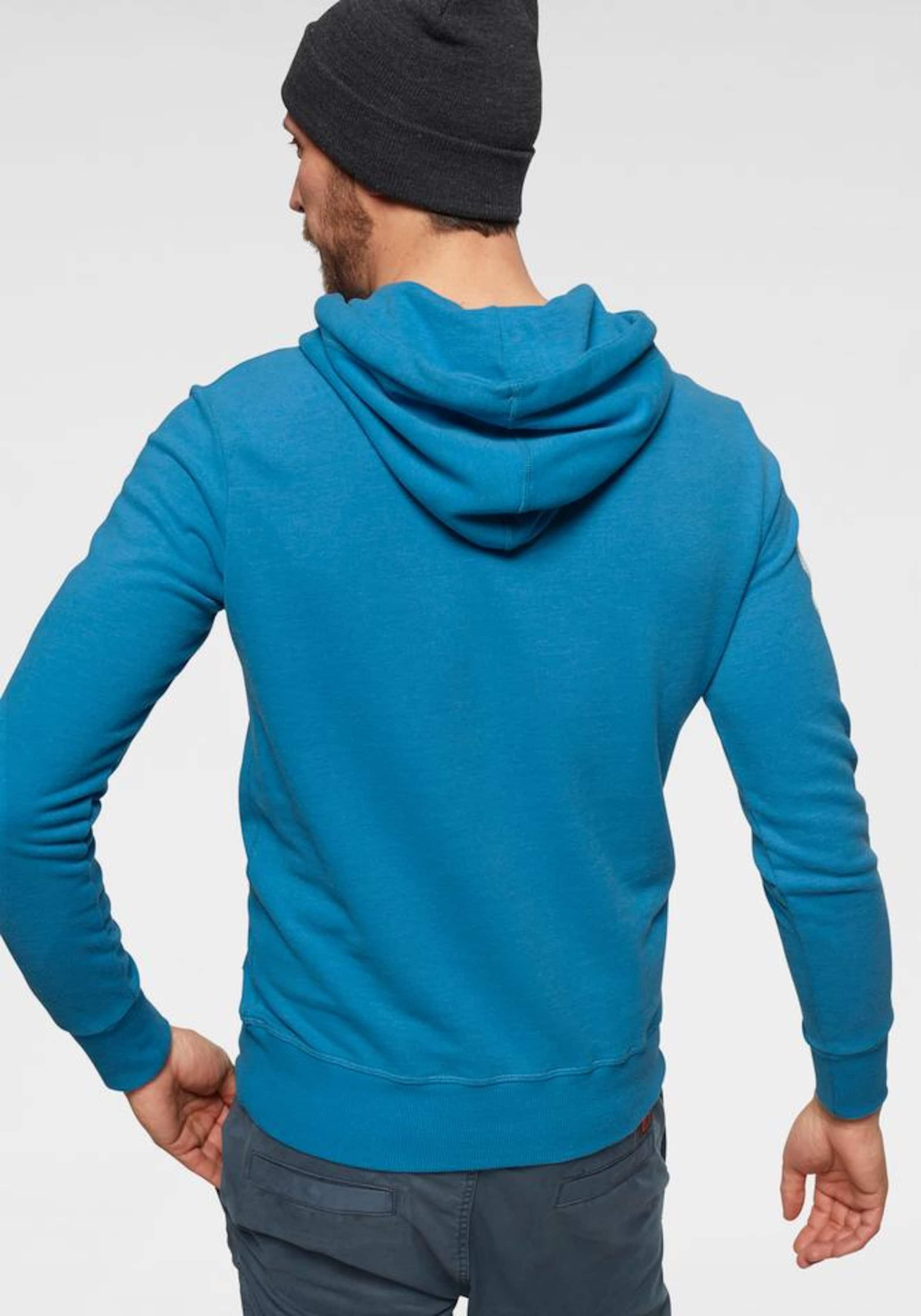Sweatshirt In Superdry HellblauKoralle Weiß Superdry Superdry In Sweatshirt HellblauKoralle Weiß rBCxdoe
