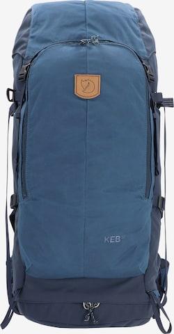 Fjällräven Rucksack 'Keb 52' in Blau
