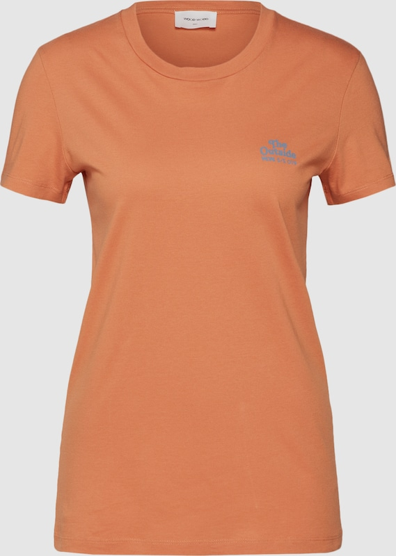 WOOD WOOD Shirt 'Eden' in Orange  Neue Kleidung in dieser Saison