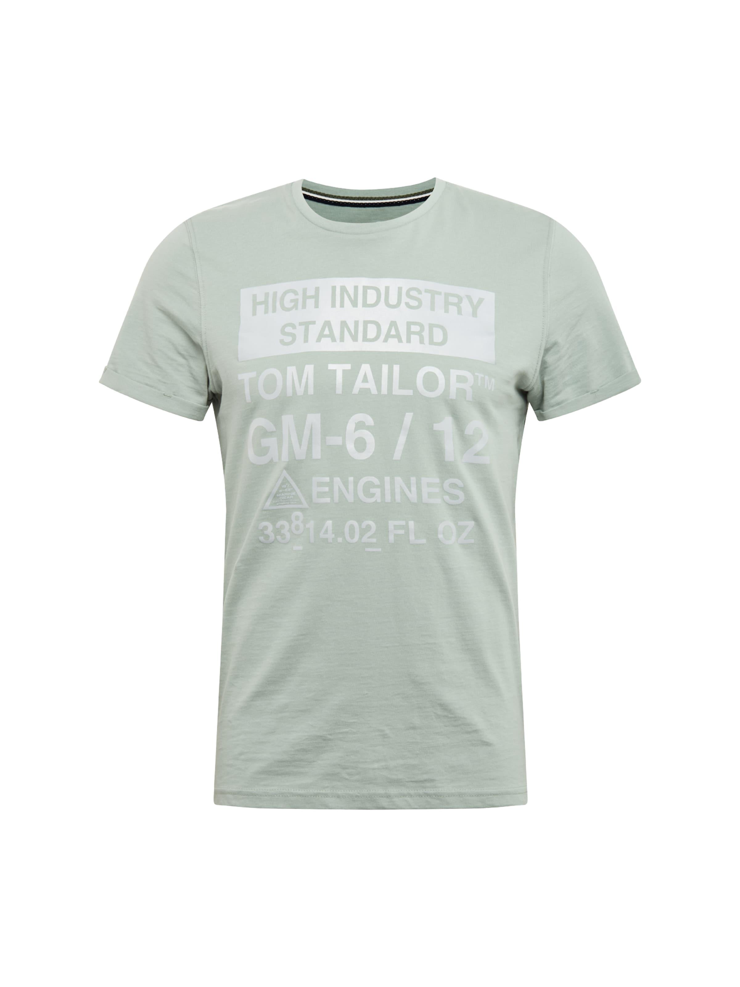 En Menthe shirt Tom T Tailor uZiPXOk