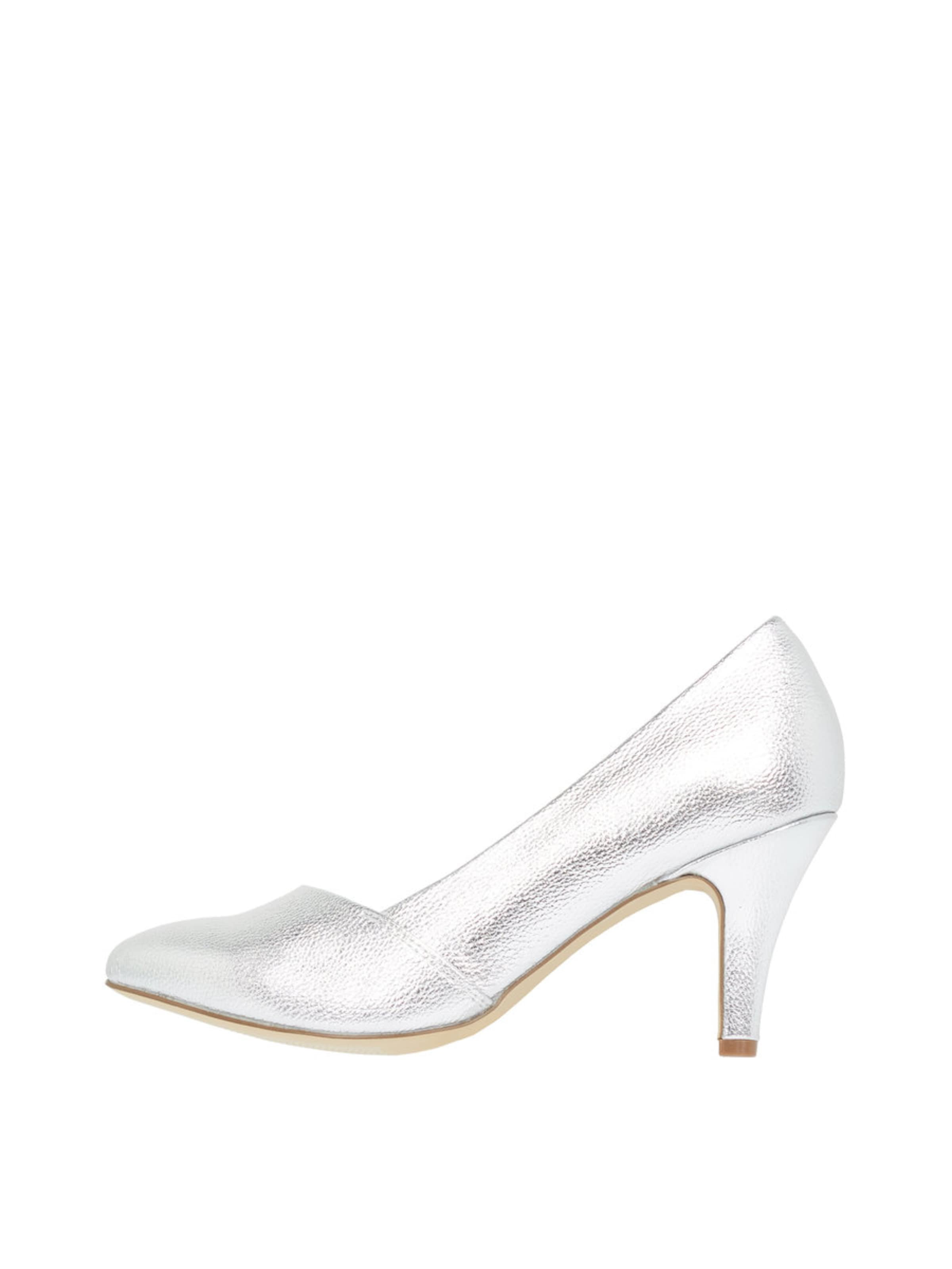 Bianco Pumps Basic-Halb- Verschleißfeste billige Schuhe