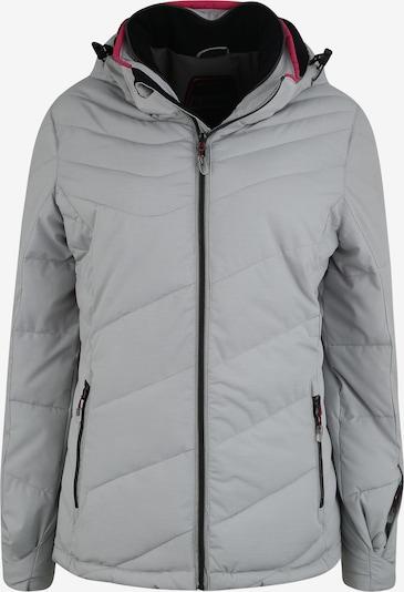 KILLTEC Zunanja jakna 'Ocisa' | svetlo siva barva, Prikaz izdelka