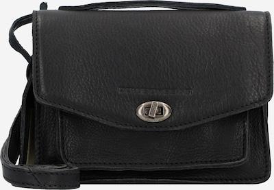 Amsterdam Cowboys Carey Umhängetasche Leder 20 cm in schwarz, Produktansicht
