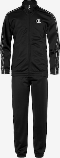 Champion Authentic Athletic Apparel Champion Trainingsanzug »FULL ZIP SUIT« (Set, 2 tlg.) in schwarz, Produktansicht
