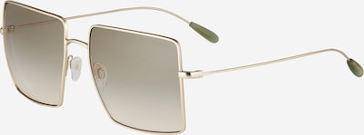 Emporio Armani Saulesbrilles 'EA2101 30022C 56 mm' brūns / Zelts, Preces skats