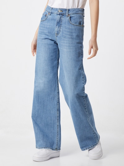 Global Funk Jeans 'RODEO966' in blue denim, Modelansicht