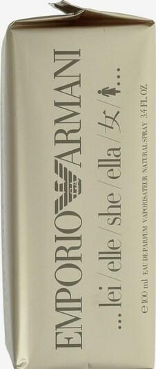 Emporio Armani 'She', Eau de Parfum in gold, Produktansicht