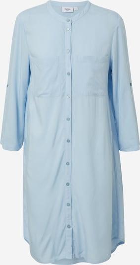 SAINT TROPEZ Robe-chemise 'Akita' en bleu clair, Vue avec produit