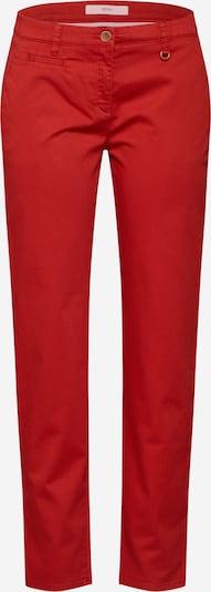 BRAX Chino nohavice 'MEL' - červené, Produkt