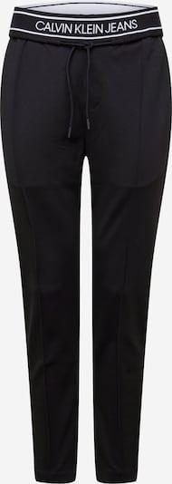 fekete Calvin Klein Jeans Nadrág, Termék nézet