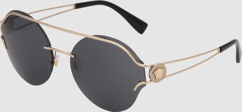 VERSACE Casual Sonnenbrille im Piloten-Style