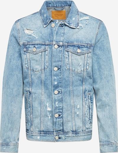 JACK & JONES Jacke in blue denim, Produktansicht