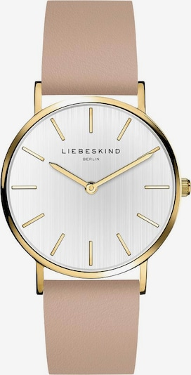 Liebeskind Berlin Analoog horloge 'LT-0199-LQ' in de kleur Goud, Productweergave