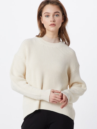NEW LOOK Pullover in offwhite: Frontalansicht