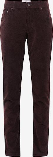 Kelnės 'Cooper Fancy' iš BRAX , spalva - tamsiai ruda: Vaizdas iš priekio