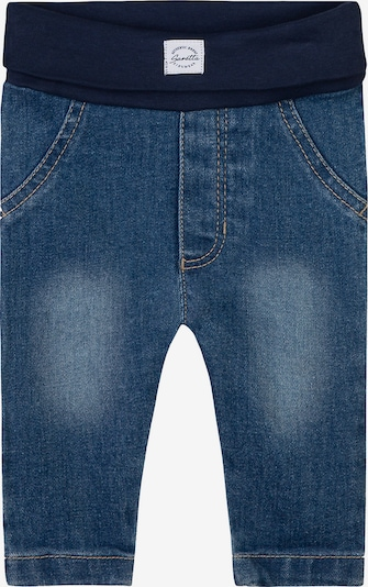 Sanetta Kidswear Hose in blue denim, Produktansicht
