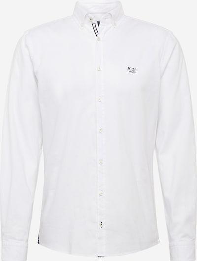 JOOP! Jeans Overhemd 'Haven' in de kleur Wit, Productweergave