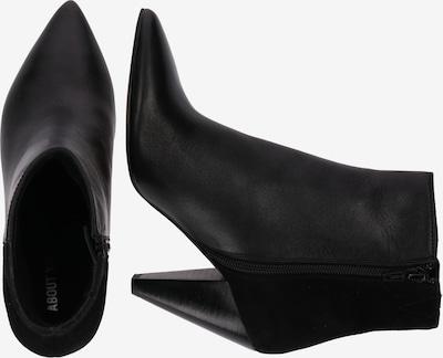 ABOUT YOU Stiefelette 'Gioia' in schwarz: Seitenansicht