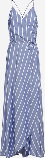 Bardot Wickelkleid in blau / weiß, Produktansicht