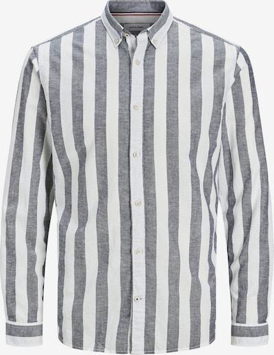 JACK & JONES Hemd in basaltgrau, Produktansicht