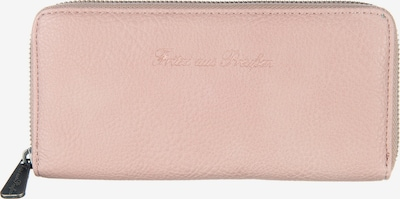 Fritzi aus Preußen Porte-monnaies 'Nicole SupGra' en rose, Vue avec produit