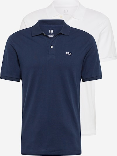 GAP Shirt in navy / weiß, Produktansicht