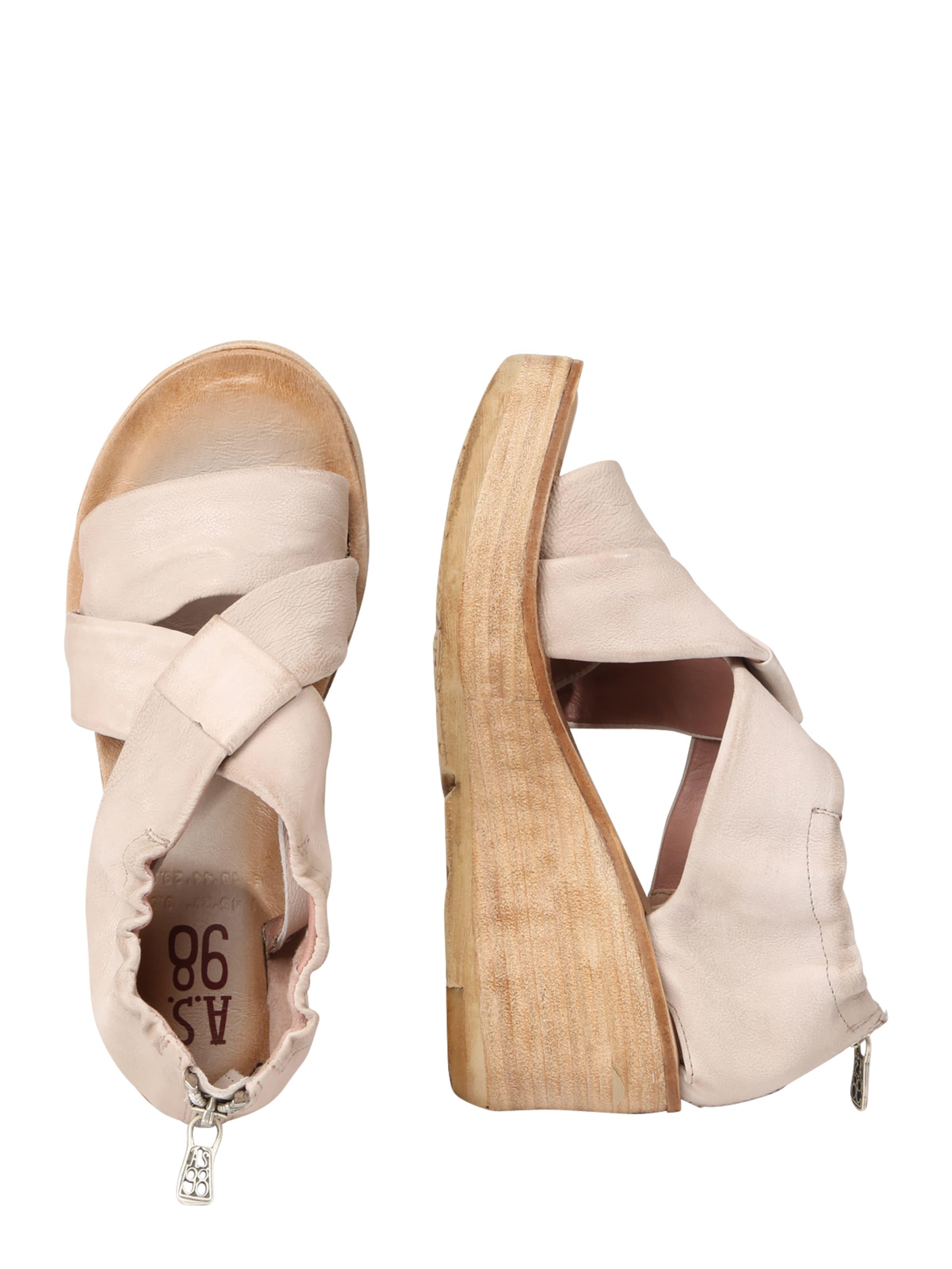 A.S.98 Sandalen 'Sandale 'Sandale 'Sandale NOA Leder Markenrabatt 84d7dc