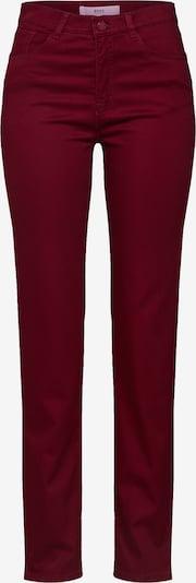 Kelnės 'Mary' iš BRAX , spalva - vyšninė spalva: Vaizdas iš priekio