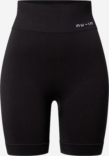 NU-IN Sportbroek in de kleur Zwart, Productweergave
