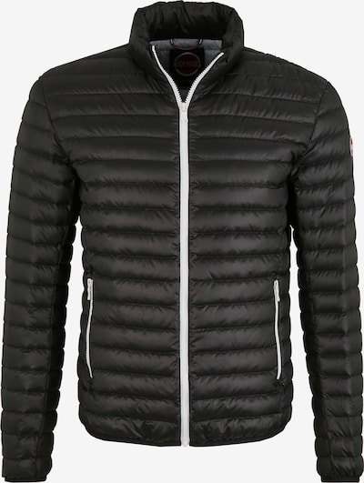 Colmar Tussenjas 'PUNK' in de kleur Zwart, Productweergave