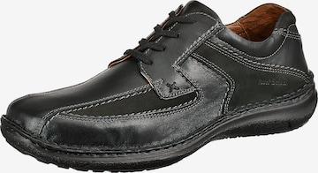 Chaussure de sport à lacets 'Anvers 08' JOSEF SEIBEL en noir