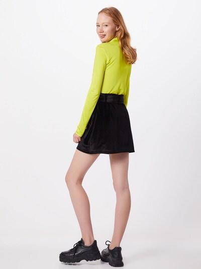 Sijonas 'CANDY' iš Fashion Union , spalva - juoda: Vaizdas iš galinės pusės