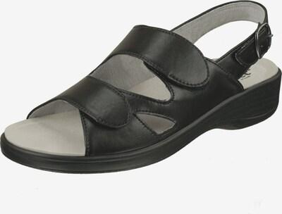 Natural Feet Sandale 'Cornelia' in schwarz, Produktansicht