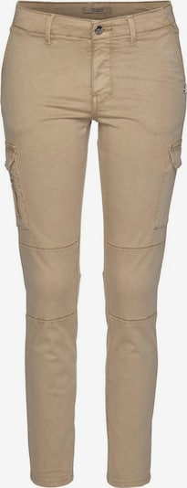 Tom Tailor Polo Team Cargohose in beige, Produktansicht