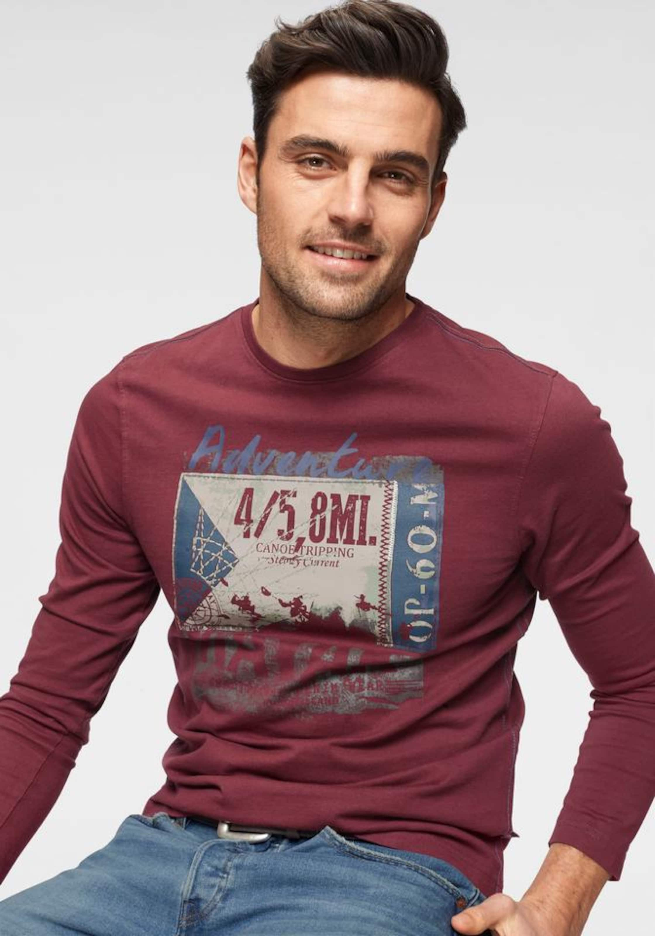Rhode MischfarbenWeinrot Shirt In Island E9HIWD2