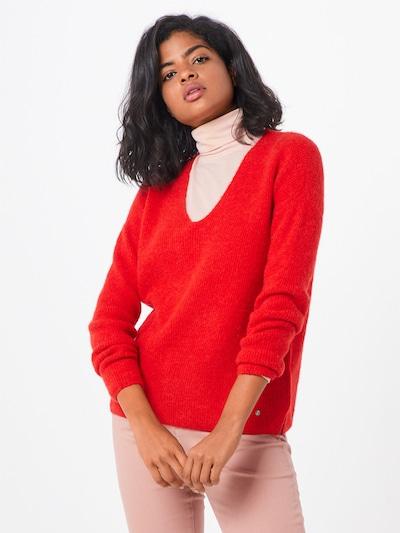 BRAX Džemperis 'Lana' pieejami sarkans: Priekšējais skats