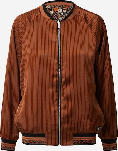 SCOTCH & SODA Jacke in braun / mischfarben, Produktansicht
