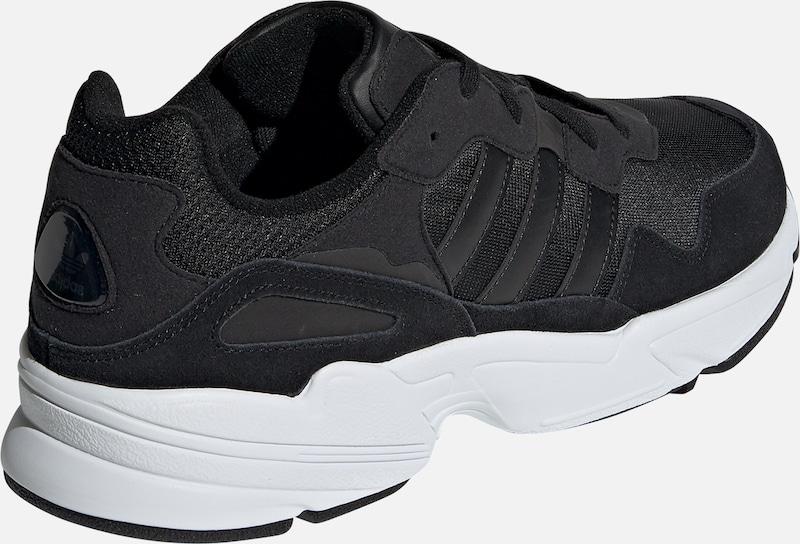 NoirBlanc En Adidas Baskets 'yung Basses 96' Originals T3lK1cFJ