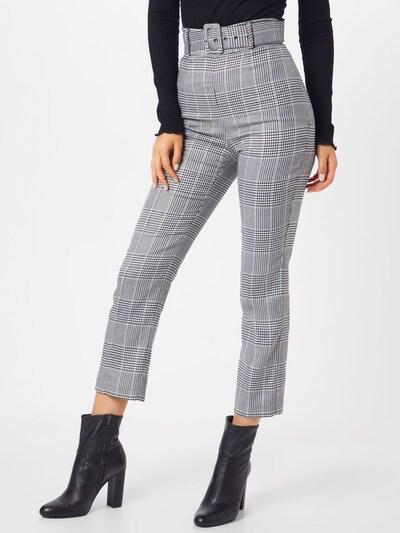 Kelnės iš Bardot , spalva - pilka: Vaizdas iš priekio