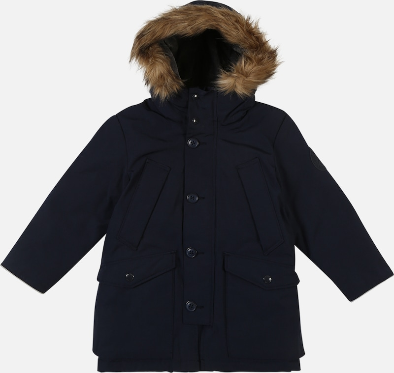 GAP Jacke 'WARMESTPARKA' in navy, Produktansicht
