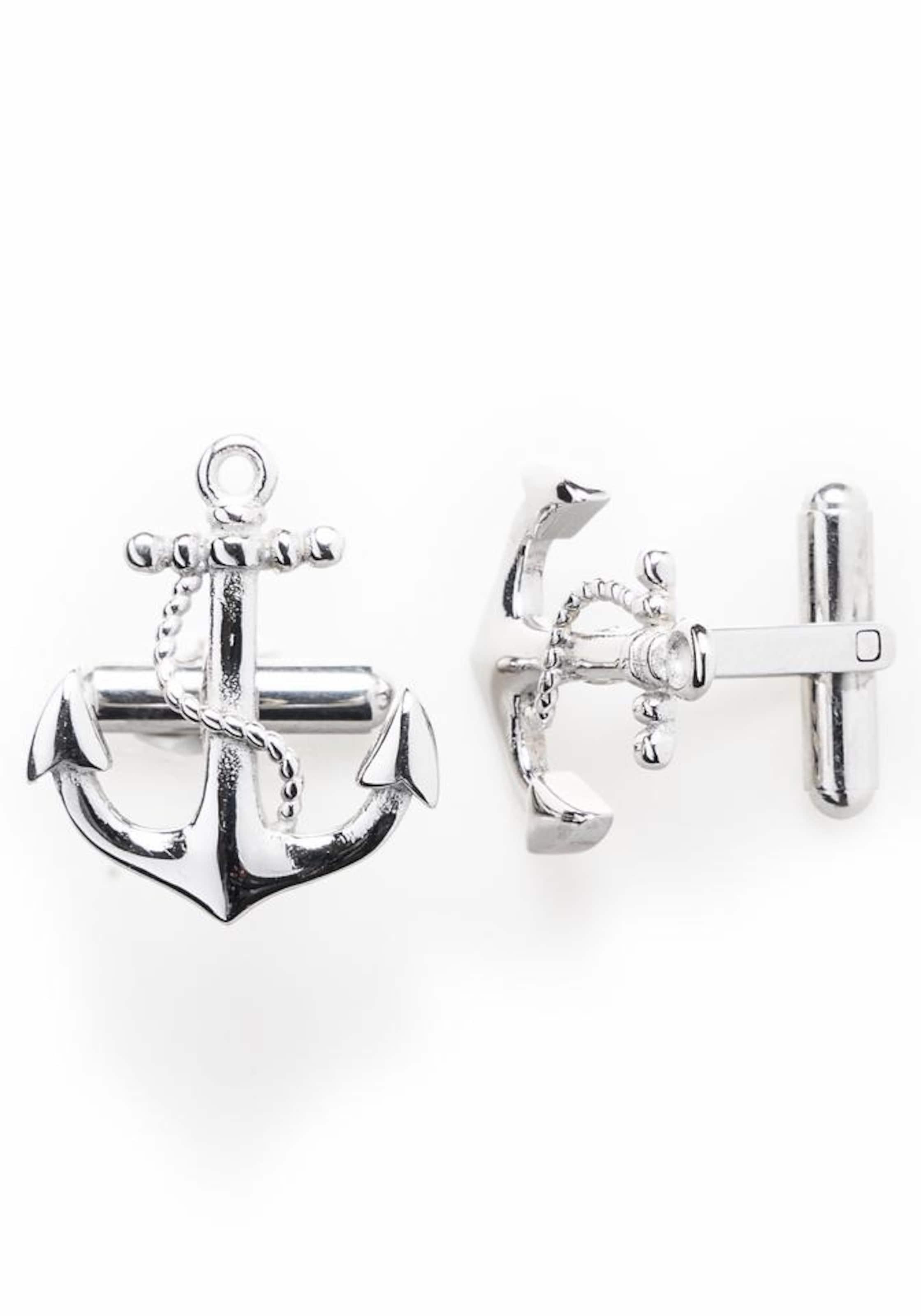 Verkaufen Sind Große Günstig Kaufen Erkunden ROYAL-EGO Manschettenknöpfe 'Anchor' 7ovjJWFYUG