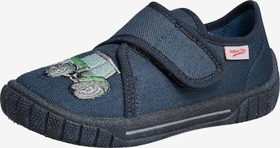 SUPERFIT Kapcie 'Bill' w kolorze niebieska noc / aqua / jasnoszary / jasnozielony / czarnym, Podgląd produktu